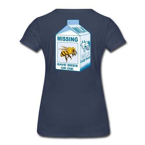 Missing Bees - Women's Premium T-Shirt