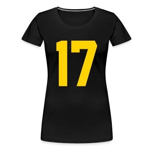 17 - Women's Premium T-Shirt