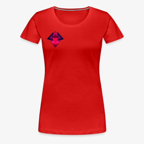 Manoley Tech logo - Women's Premium T-Shirt