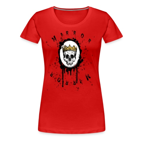 mirror mirror T-shirt - Women's Premium T-Shirt