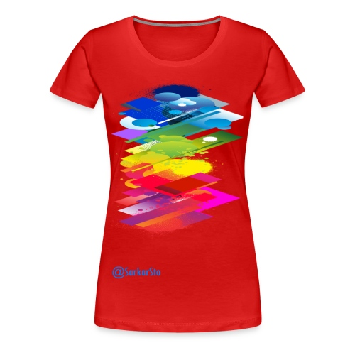 Best Design - Women's Premium T-Shirt