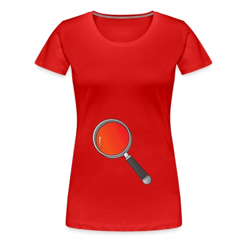 RedishPlot - Women's Premium T-Shirt