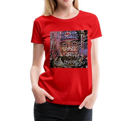 Mango Gear - Women's Premium T-Shirt