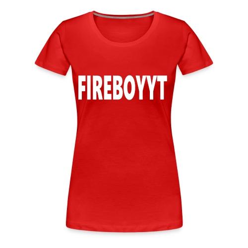 fireboyYT - Women's Premium T-Shirt