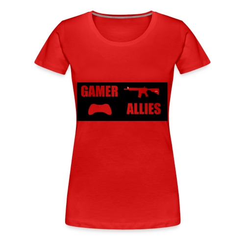 GAMER WEAR - Women's Premium T-Shirt
