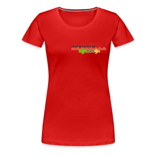 Fern Lyn For Kids - Women's Premium T-Shirt