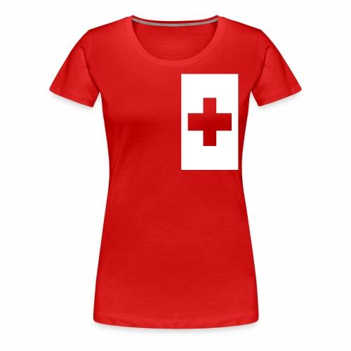Mate Maa Tonga - Women's Premium T-Shirt