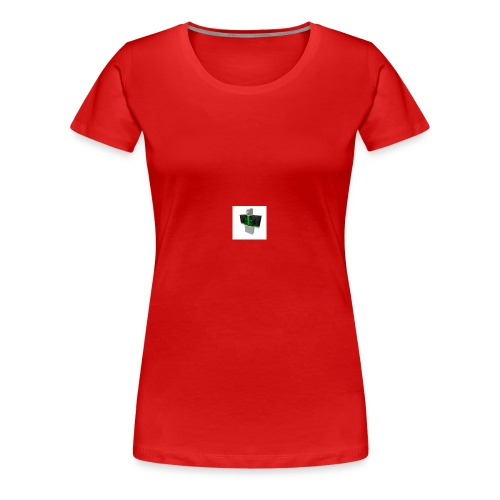 roblox fan's - Women's Premium T-Shirt
