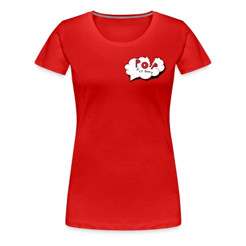 Original-PopFlyParty - Women's Premium T-Shirt