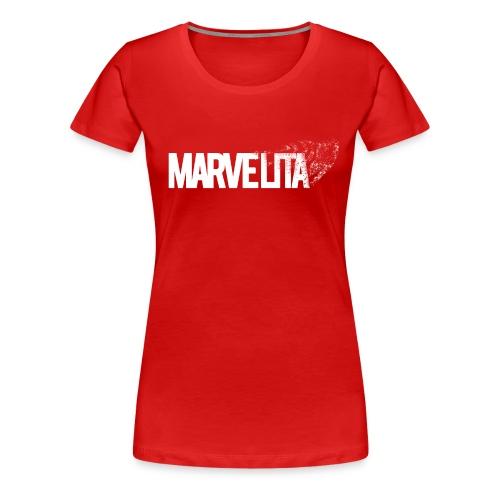 MARVELITA - Women's Premium T-Shirt
