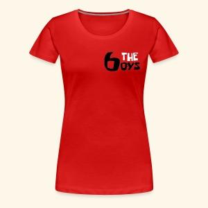The 6oys Polo Edition - Women's Premium T-Shirt