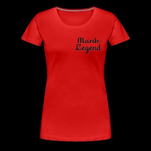 Logo Shirt Simple - Women's Premium T-Shirt