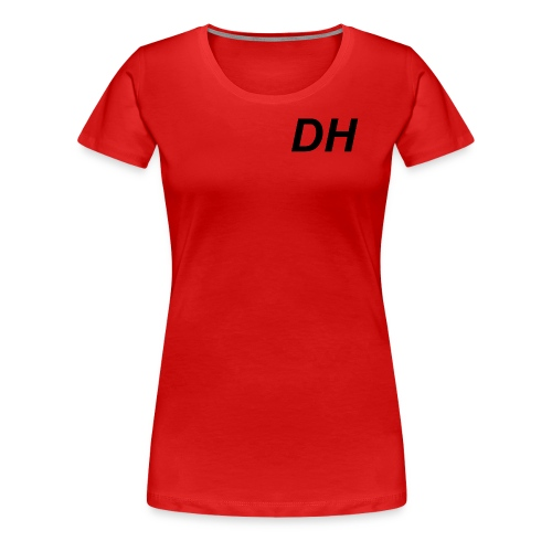 Dameon hogan initials - Women's Premium T-Shirt