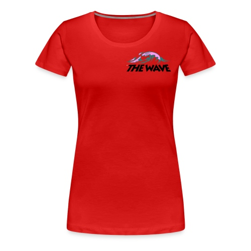 BLACK - Women's Premium T-Shirt