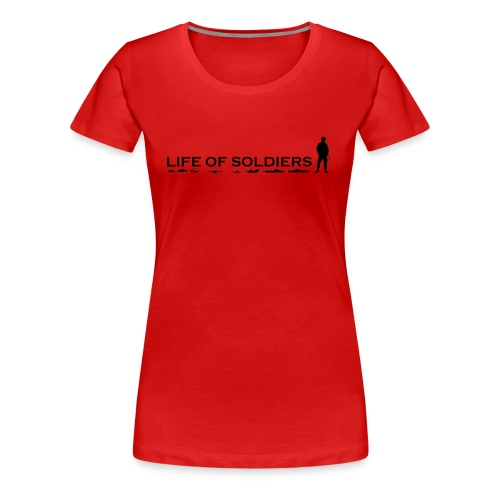 Army - Women's Premium T-Shirt