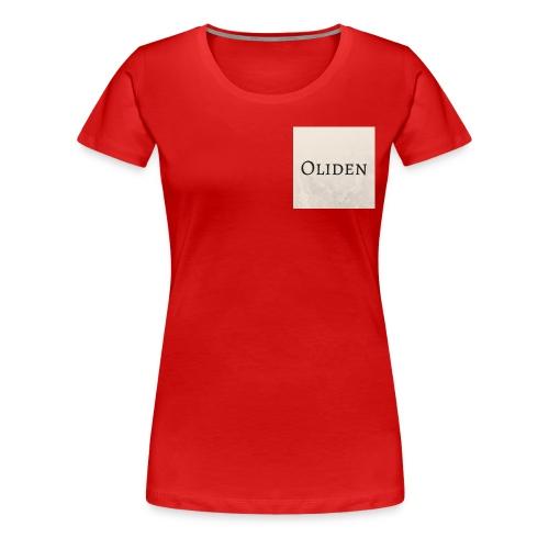 Oliden - Women's Premium T-Shirt