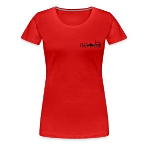Gamers™️ Logo - Women's Premium T-Shirt