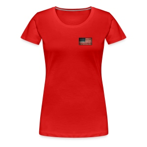 USArock - Women's Premium T-Shirt