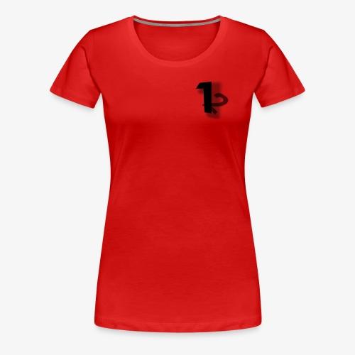 Number Gang Logo - Women's Premium T-Shirt