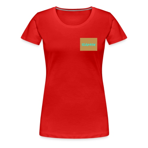 rmh boss 1 is very important because were the best - Women's Premium T-Shirt