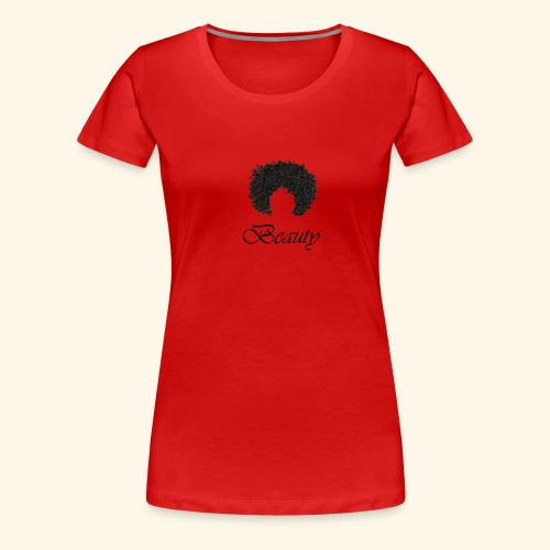 Beauty tee - Women's Premium T-Shirt