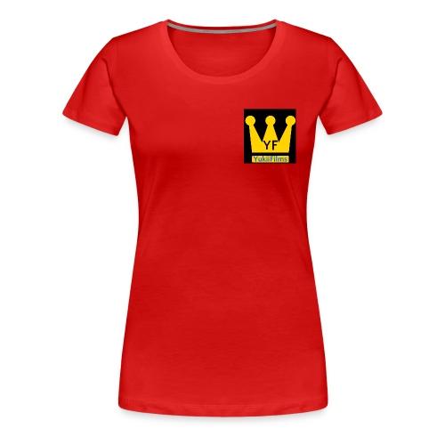 YukiiFilms T-Shirts - Women's Premium T-Shirt