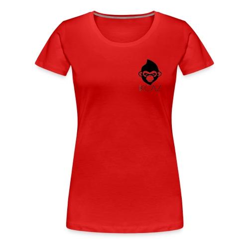 KCAZ Clothing - Women's Premium T-Shirt