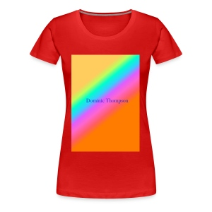 dom mearch - Women's Premium T-Shirt