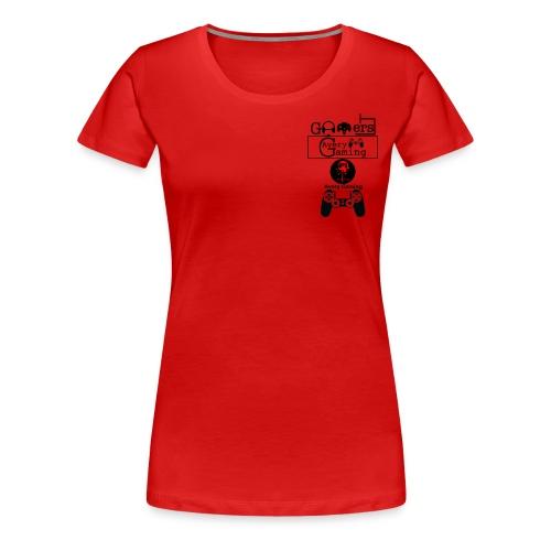 Avery Gaming Connectioner - Women's Premium T-Shirt