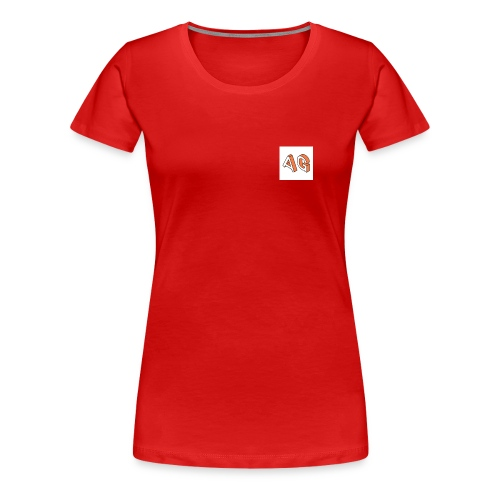 AG design - Women's Premium T-Shirt
