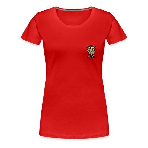 Small Left Chest - Women's Premium T-Shirt