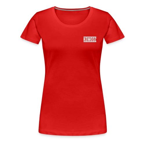 KGMODZ - Women's Premium T-Shirt