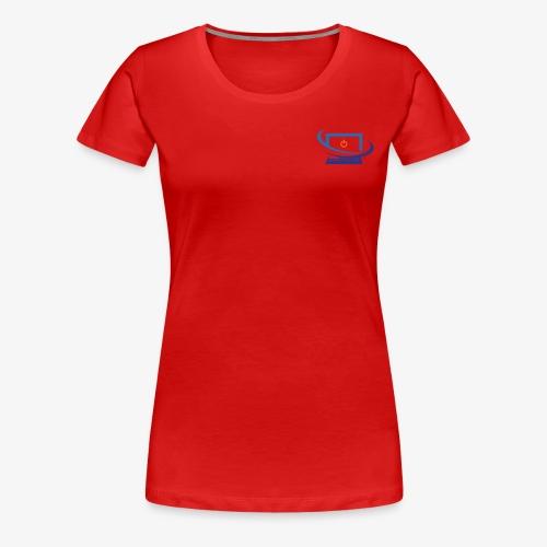 Techbay Logo - Women's Premium T-Shirt