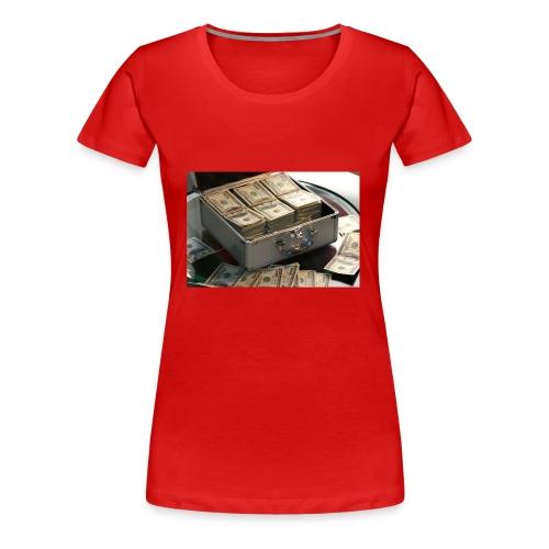 SaFe💵 - Women's Premium T-Shirt