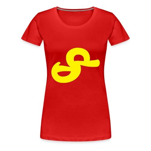 Duck - Women's Premium T-Shirt