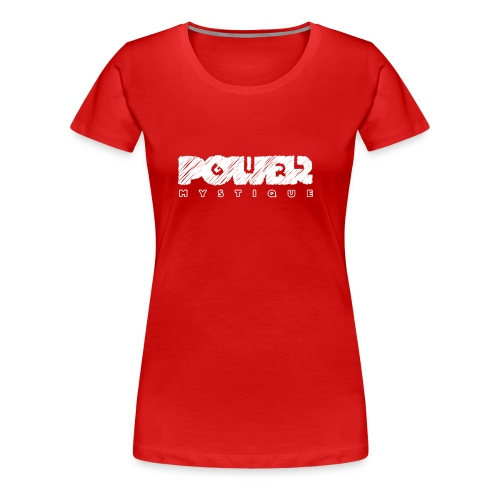 Gurl POWER mystique - Women's Premium T-Shirt