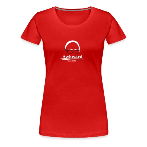 Awkward YouTube - Women's Premium T-Shirt