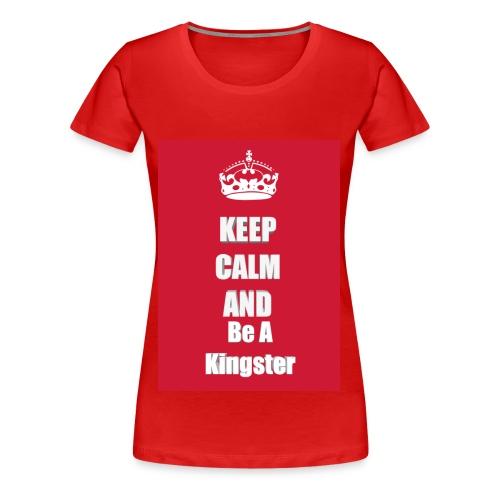 Kingjerry Merch - Women's Premium T-Shirt