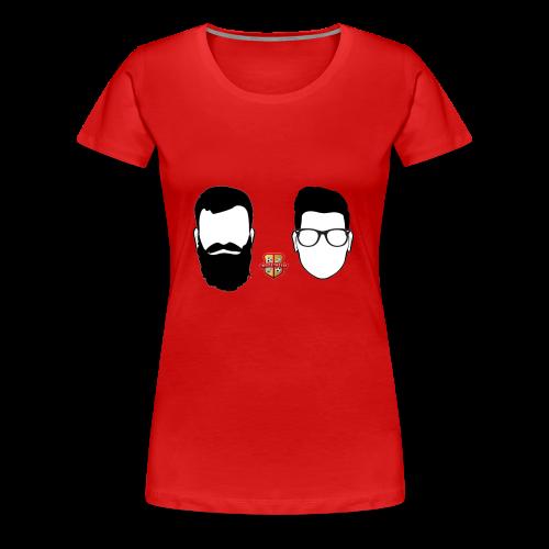 Silhouette - Women's Premium T-Shirt