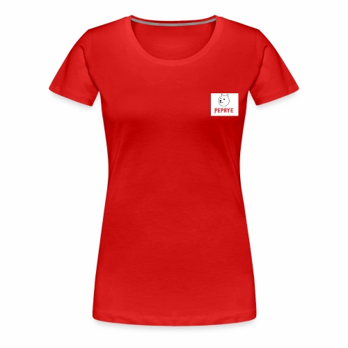 Pepaye Dog - Women's Premium T-Shirt
