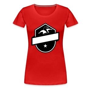 Jokerz Apparel Logo - Women's Premium T-Shirt