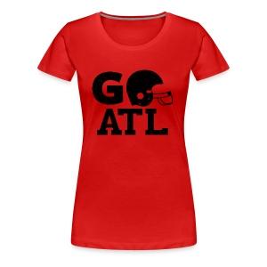 Go ATL - Women's Premium T-Shirt