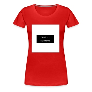 Club 21 Couture - Women's Premium T-Shirt
