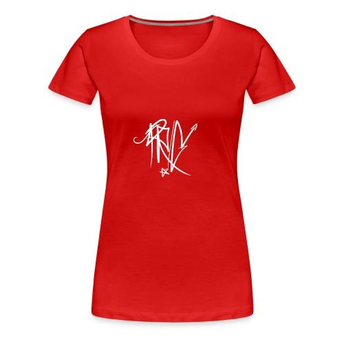 PRG White - Women's Premium T-Shirt