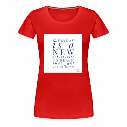 new opportunity - Women's Premium T-Shirt