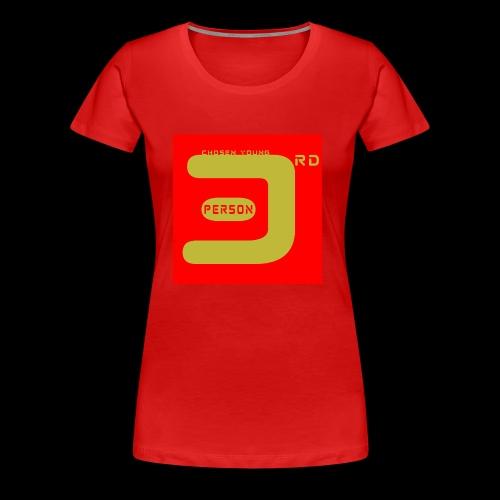3P Red - Women's Premium T-Shirt