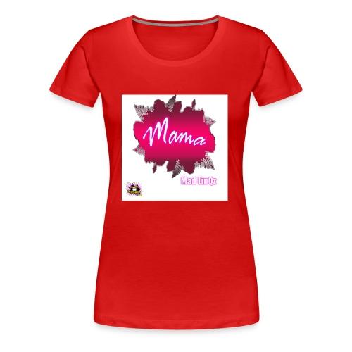 Mama Line - Women's Premium T-Shirt