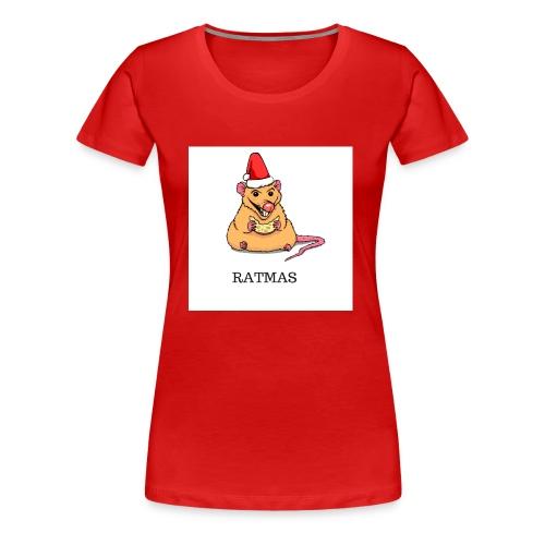 RATMAS - Women's Premium T-Shirt