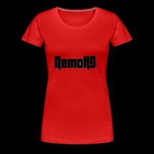NEMOHD MURCH - Women's Premium T-Shirt