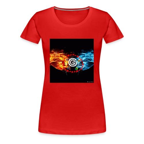 My utube logo - Women's Premium T-Shirt